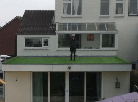 Dakterras Of Balkon : Kunstgras op dakterras of balkon mooi kunstgras